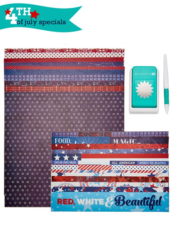 Celebrate your Country Banner Kit