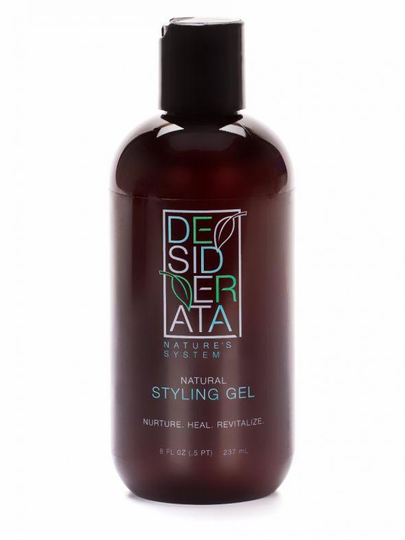 Desiderata Natural Styling Gel - 8 oz.